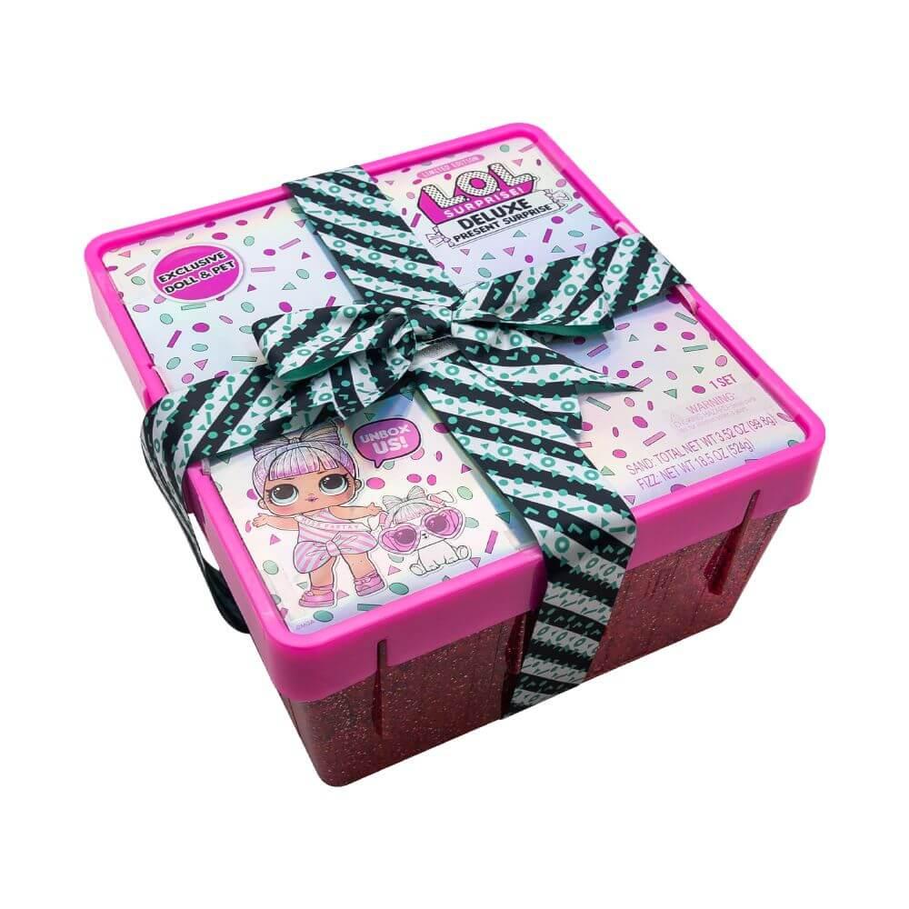 Кукла LOL Surprise Miss Partay Doll and Pet (Мисс Партай с питомцем) - 3